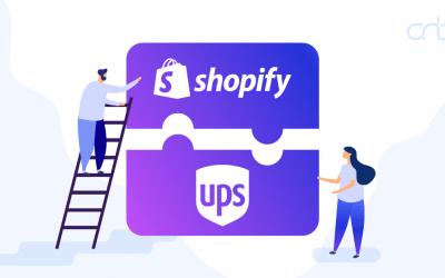 UPS – Shopify integratie