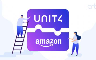 Unit4 – Amazon integratie