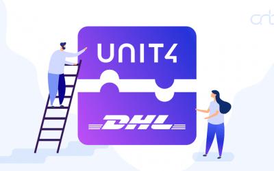 DHL – Unit4 Integratie
