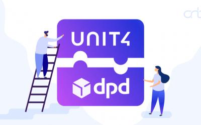 DPD – Unit4 Integratie
