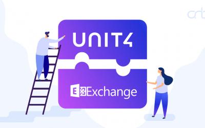 Unit4 – MS Exchange integratie