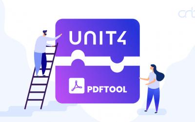 Unit4 – PDF Tool integratie