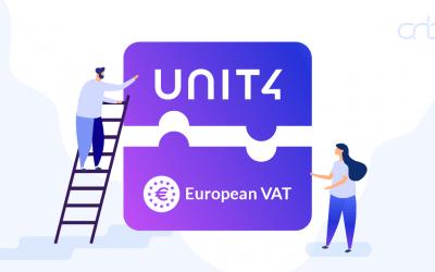 Unit4 – BTW validatie integratie