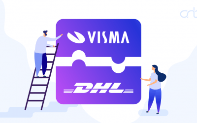 DHL – Visma.net Integratie