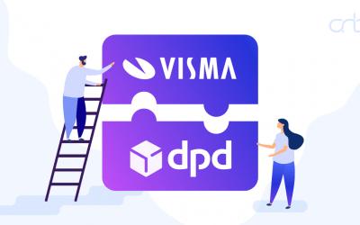 DPD – Visma.net Integratie