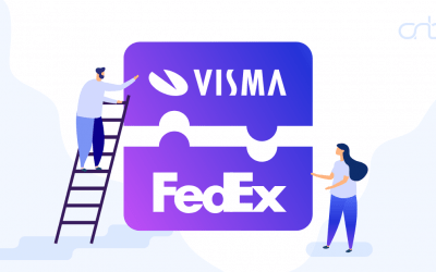 FedEx – Visma.net Integratie