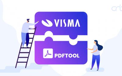 Visma.net – PDF Tool integratie