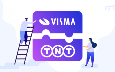 TNT – Visma.net integratie