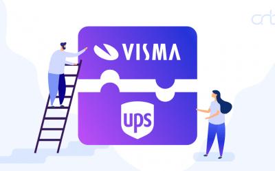 UPS – Visma.net integratie