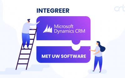 Microsoft Dynamics CRM integratie
