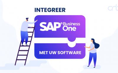 SAP Business One integratie