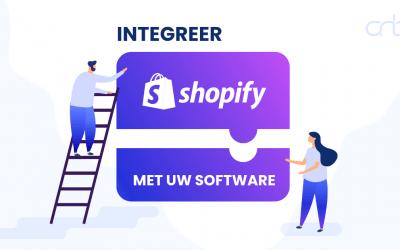 Shopify integratie