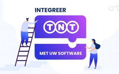 TNT integratie