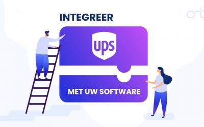 UPS integratie