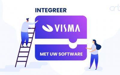 Visma.net integratie