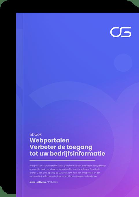 Webportalen - Verbeter de toegang tot bedrijfsinformatie door de inzet van een webportaal