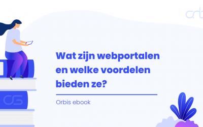 ebook – Wat zijn webportalen en welke voordelen bieden ze?