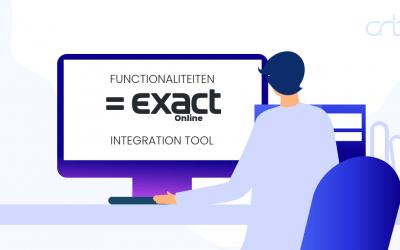 Exact Online integratie – Technische Informatie