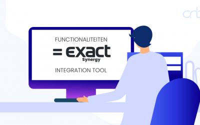 Exact Synergy integratie – Technische Informatie