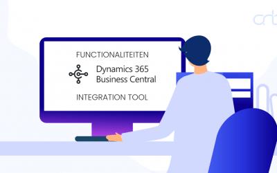 Microsoft Dynamics 365 Business Central integratie – Technische Informatie