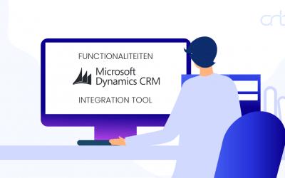 Microsoft Dynamics CRM integratie – Technische Informatie