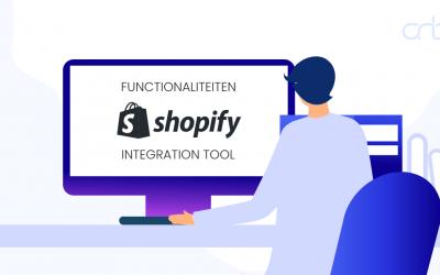 Shopify integratie – Technische Informatie