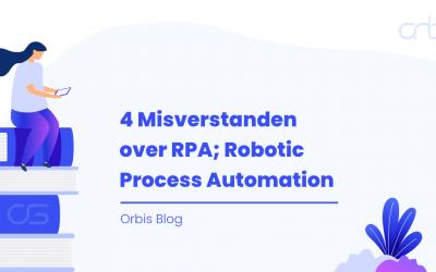 4 Misverstanden over RPA; Robotic Process Automation