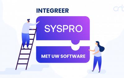 Syspro integratie